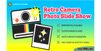 Camera retro show slide photo