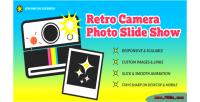 Camera retro show slide photo