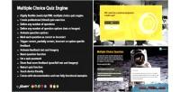 Choice multiple quiz engine