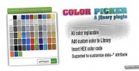 Color jquery picker
