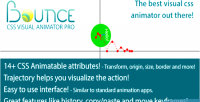 Css bounce pro animator visual