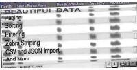 Data beautiful