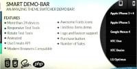 Demo smart bar