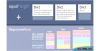 Equalheight responsivekit responsivemove bundle