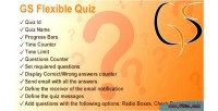 Flexible gs quiz