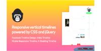 Gorilla timeline responsive timeline jquery vertical