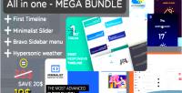 In all one bundle plugins mega