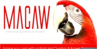 Interactive macaw questions answers