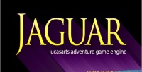 Jaguar game engine addon customizer action verb