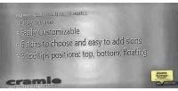 Jquery cramie tooltips plugin