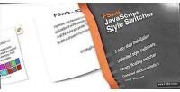 Jquery fswit style switcher