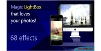 Lightbox magic jquery plugin