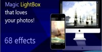 Lightbox magic jquery plugin