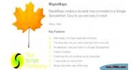 Maplemaps