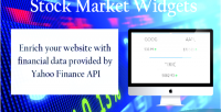 Market stock widgets