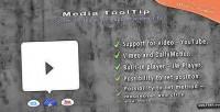 Media jquery tooltip