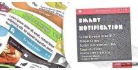 Notification smart jquery plugin