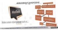 Popups generic mootools
