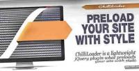 Preloader chilliloader with style