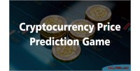 Price cryptocurrency prediction game