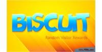 Random biscuit visitor rewards