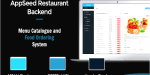 Restaurant appseed backend full lite application stack mean