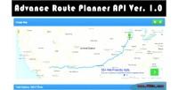 Route advance planner 1.0 ver api