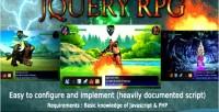 Rpg jquery