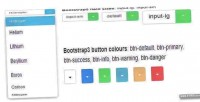 Select custom for 3 bootstrap twitter