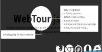 Simple webtour guide jquery