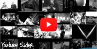Slider youtube
