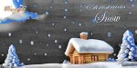 Christmas snow snow fall plugin wp non