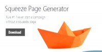 Squeeze page generator convert crazy like