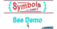 The symbols game