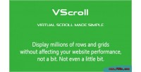 Virtual vscroll simple made scroll