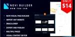 Visual novi page builder