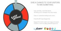 Wheel easy easy fully & fortune wheel controlled