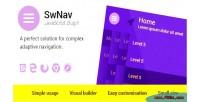 Adaptive swnav menu plugin