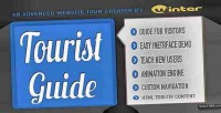 Advanced touristguide creator tour website