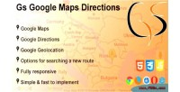 Google gs maps directions