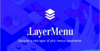 Jquery layermenu menu plugin