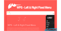 Left wps menu fixed right