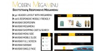 Megamenu modern megamenu responsive bootstrap4