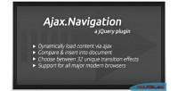 Navigation ajax