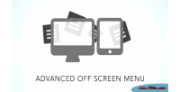 Off advanced screen menu