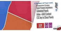 Open openpanel anywhere panel responsive