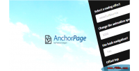 Page anchor