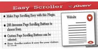 Scroller easy scroller page jquery