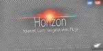 Slide horizon plugin jquery navigation