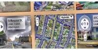 Streetview maps presenter